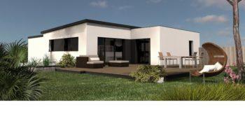 Maison+Terrain de 4 pièces avec 3 chambres à Gouesnach 29950 – 188900 € - TBI-19-01-07-50