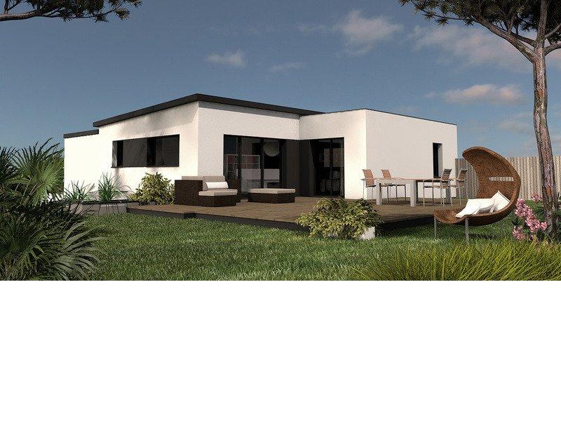 Maison+Terrain de 4 pièces avec 3 chambres à Fouesnant 29170 – 207713 € - TBI-19-07-16-51