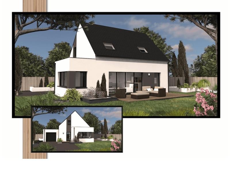 Maison+Terrain de 7 pièces avec 3 chambres à Baden 56870 – 383796 € - VB-18-11-29-5