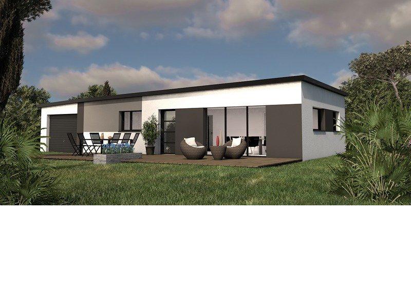 Maison+Terrain de 5 pièces avec 3 chambres à Cavan 22140 – 167960 € - MLAG-19-03-11-1