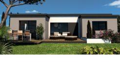 Maison+Terrain de 4 pièces avec 3 chambres à Rosporden 29140 – 183500 € - EDE-18-08-06-12