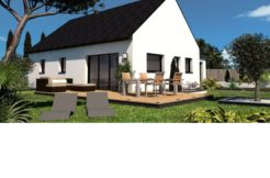 Maison+Terrain de 4 pièces avec 3 chambres à Rosporden 29140 – 173134 € - EDE-19-04-23-39
