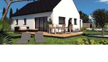 Maison+Terrain de 4 pièces avec 3 chambres à Ergué Gabéric 29500 – 184391 € - EDE-19-06-10-10