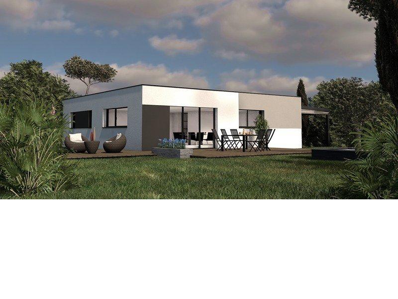 Maison+Terrain de 6 pièces avec 3 chambres à Plouvorn 29420 – 168850 € - DM-19-02-25-2