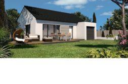 Maison+Terrain de 4 pièces avec 3 chambres à Locoal Mendon 56550 – 244938 € - JMM-19-10-02-3