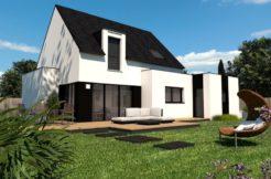 Maison+Terrain de 5 pièces avec 4 chambres à Guidel 56520 – 231600 € - NJO-18-10-01-67