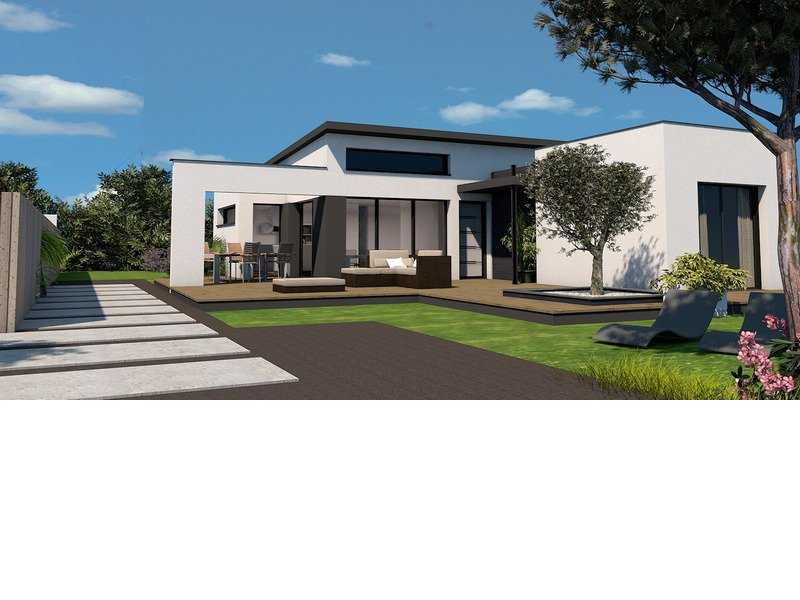 Maison+Terrain de 5 pièces avec 3 chambres à Plouezoc'h 29252 – 254380 € - DM-19-10-08-14
