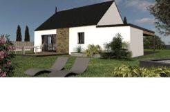 Maison+Terrain de 3 pièces avec 2 chambres à Hédé 35630 – 232000 € - SMAR-18-12-02-3