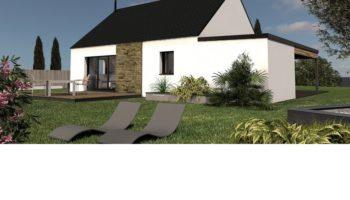 Maison+Terrain de 3 pièces avec 2 chambres à Saint Domineuc 35190 – 210000 € - SMAR-19-02-08-4