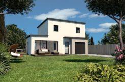 Maison+Terrain de 4 pièces avec 3 chambres à Bain de Bretagne 35470 – 239223 € - PDUV-19-05-15-4
