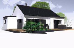 Maison+Terrain de 3 pièces avec 2 chambres à Combourg 35270 – 202907 € - SMAR-19-06-11-13