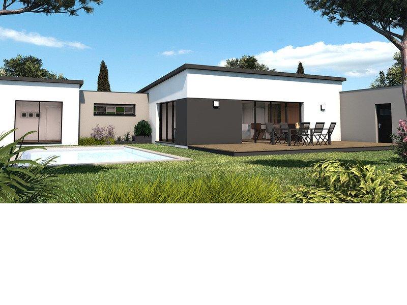 Maison+Terrain de 4 pièces avec 3 chambres à Aigrefeuille d'Aunis 17290 – 278000 € - ECHA-18-10-04-158