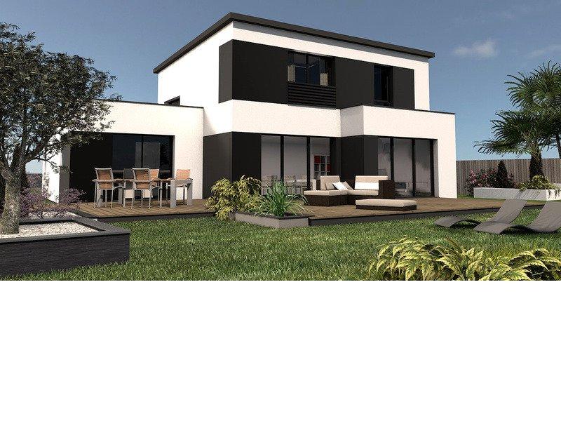 Maison+Terrain de 6 pièces avec 4 chambres à Plouezoc'h 29252 – 219380 € - DM-19-10-08-15