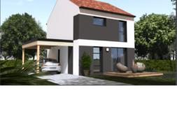 Maison+Terrain de 4 pièces avec 3 chambres à Sorinières 44840 – 223237 € - VHEN-18-12-14-1