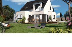 Maison+Terrain de 5 pièces avec 4 chambres à Guidel 56520 – 269900 € - NJO-18-10-01-36