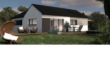 Maison+Terrain de 5 pièces avec 4 chambres à Guidel 56520 – 279400 € - MGUI-18-11-28-31