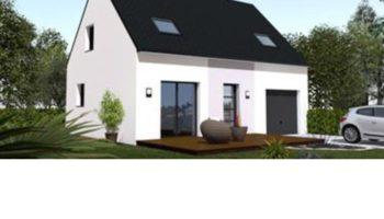 Maison+Terrain de 5 pièces avec 3 chambres à Saint Derrien  – 134363 € - DM-19-08-19-84