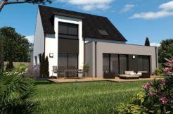 Maison+Terrain de 6 pièces avec 4 chambres à Baden 56870 – 260000 € - RJ-18-12-05-5