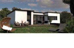 Maison+Terrain de 4 pièces avec 3 chambres à Gouesnach 29950 – 222656 € - TBI-19-09-11-63
