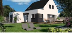 Maison+Terrain de 5 pièces avec 3 chambres à Vannes 56000 – 391534 € - KBR-18-10-09-6