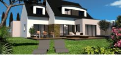 Maison+Terrain de 6 pièces avec 5 chambres à Vannes 56000 – 403290 € - KBR-18-10-04-10