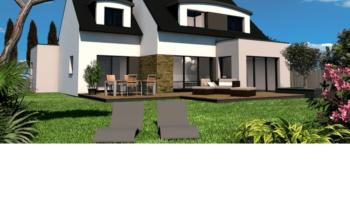 Maison+Terrain de 6 pièces avec 5 chambres à Colpo 56390 – 319290 € - KBR-18-10-04-7