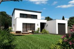 Maison+Terrain de 4 pièces avec 3 chambres à Vannes 56000 – 432398 € - KBR-18-10-04-4