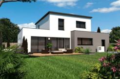 Maison+Terrain de 5 pièces avec 4 chambres à Vannes 56000 – 443263 € - KBR-18-10-04-5