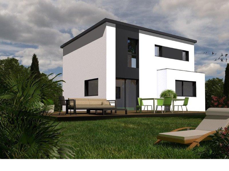 Maison+Terrain de 4 pièces avec 3 chambres à Saint Michel Chef Chef 44730 – 208748 € - TDEC-19-05-20-3
