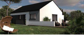 Maison+Terrain de 4 pièces avec 3 chambres à Plouénan 29420 – 165998 € - BHO-19-01-24-2