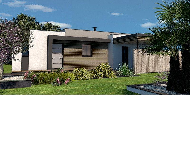 Maison+Terrain de 5 pièces avec 3 chambres à Plougonven 29640 – 160550 € - DM-19-03-29-17