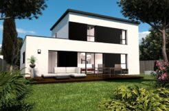 Maison+Terrain de 6 pièces avec 4 chambres à Cléder 29233 – 217676 € - BHO-19-03-20-3