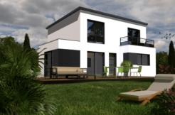 Maison+Terrain de 6 pièces avec 4 chambres à Tonnay Charente 17430 – 228300 € - QAB-19-01-17-33