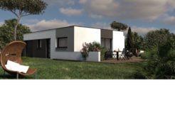 Maison+Terrain de 4 pièces avec 3 chambres à Saint Thégonnec 29410 – 158428 € - BHO-19-03-08-2