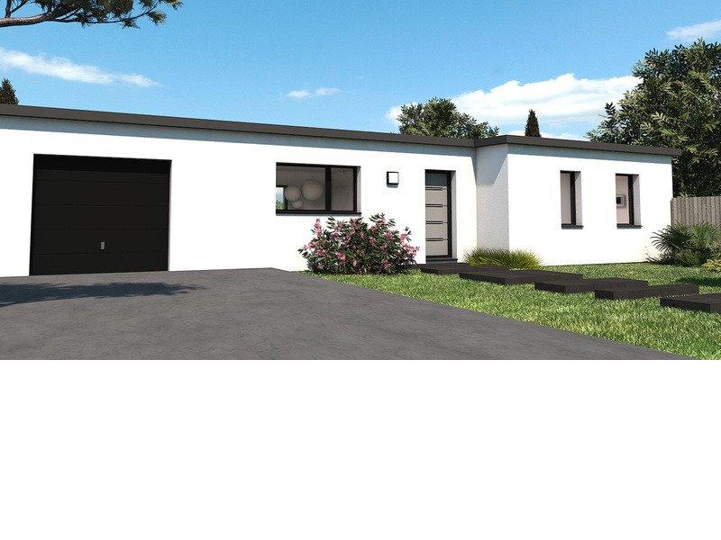 Maison+Terrain de 6 pièces avec 3 chambres à Fargues Saint Hilaire 33370 – 299000 € - YFAU-19-03-05-6