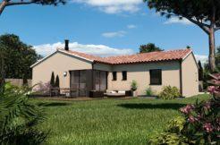 Maison+Terrain de 5 pièces avec 3 chambres à Créon 33670 – 274000 € - YFAU-18-10-26-15