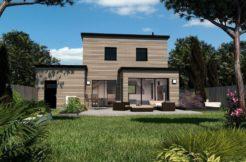 Maison+Terrain de 4 pièces avec 3 chambres à Créon 33670 – 307000 € - YFAU-18-10-26-16
