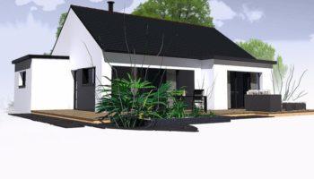Maison+Terrain de 3 pièces avec 2 chambres à Combourg 35270 – 163000 € - SMAR-19-02-06-4