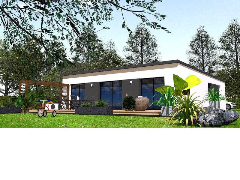Maison+Terrain de 4 pièces avec 3 chambres à Tabanac 33550 – 259000 € - YFAU-18-10-24-5
