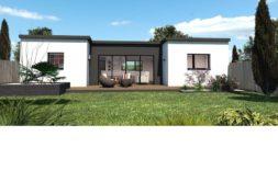 Maison+Terrain de 4 pièces avec 3 chambres à Montussan 33450 – 342228 € - YFAU-20-01-14-18