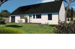 Maison+Terrain de 4 pièces avec 3 chambres à Serres Castet 64121 – 240900 € - NLA-18-10-23-40