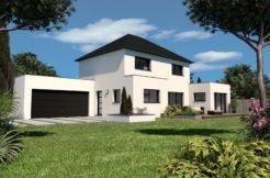 Maison+Terrain de 5 pièces avec 4 chambres à Guichen 35580 – 349397 € - VCHA-19-04-01-16