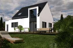 Maison+Terrain de 6 pièces avec 4 chambres à Pordic 22590 – 196680 € - SMO-20-01-10-18