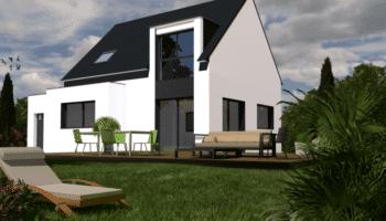 Maison+Terrain de 6 pièces avec 4 chambres à Lantic  – 174327 € - SMO-20-01-10-38