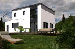 Maison+Terrain de 6 pièces avec 4 chambres à Plélo 22170 – 178400 € - SMO-19-02-06-16