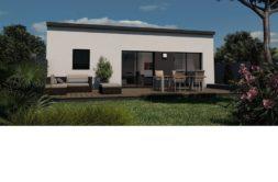 Maison+Terrain de 3 pièces avec 2 chambres à Ercé près Liffré 35340 – 181846 € - SMAR-19-06-21-5