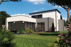 Maison+Terrain de 4 pièces avec 3 chambres à Mérignac 33700 – 406018 € - YFAU-19-11-29-9