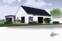 Maison+Terrain de 4 pièces avec 2 chambres à Plouezoc'h 29252 – 232473 € - BHO-19-03-28-3