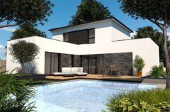 Maison+Terrain de 7 pièces avec 3 chambres à Saint Médard en Jalles 33160 – 580000 € - EMON-19-01-16-24