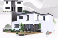 Maison+Terrain de 6 pièces avec 5 chambres à Guipry 35480 – 239288 € - PDUV-19-09-19-57